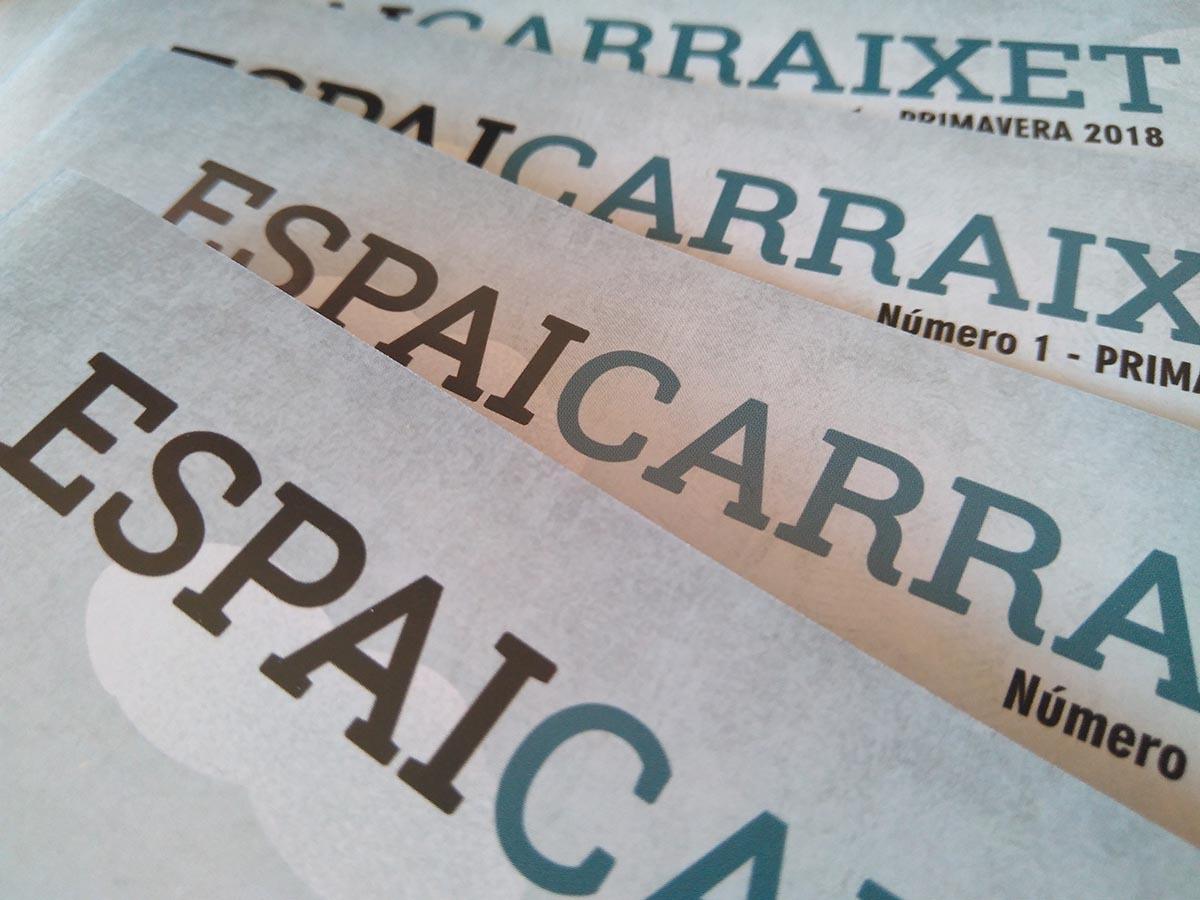 Espai Carraixet: Revista cultural Horta Nord
